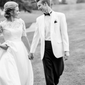 Country Club Wedding Inspiration DeFiore Photography