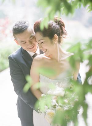 Elegant Hong Kong Wedding