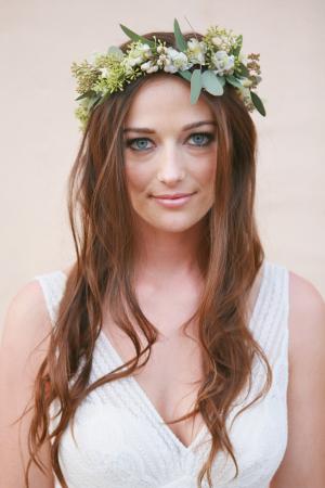 Flower Crown for Bride