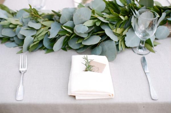 Greenery Garland for Wedding