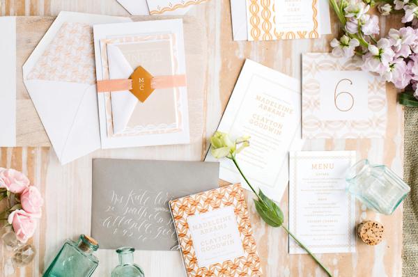 Wedding Invitations Shops: 10 Favorite Wedding Invitation Shops On Etsy