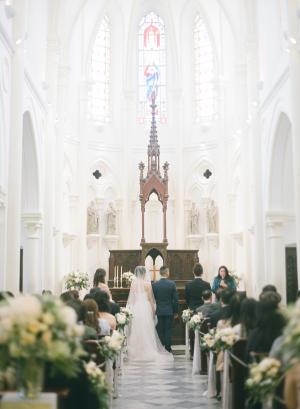 Hong Kong Chapel Wedding