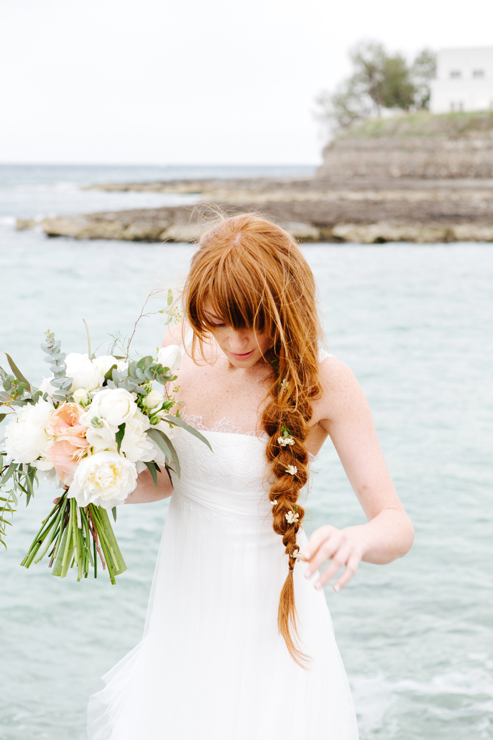 Italy Beach Wedding Inspiration Les Amis Photo