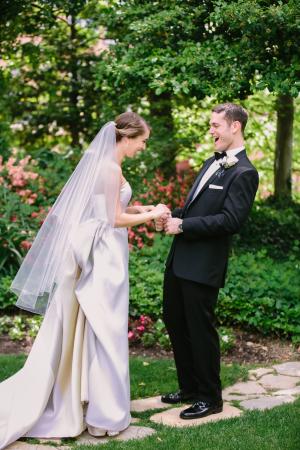 Meridian House DC Wedding