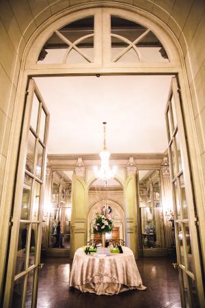 Meridian House Wedding DC