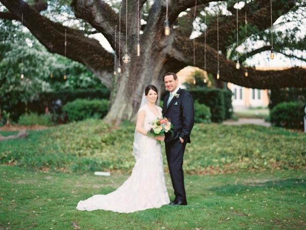New Orleans Wedding Arbor Room at Popp Fountain 17