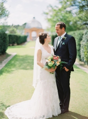 New Orleans Wedding Arbor Room at Popp Fountain