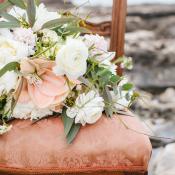 Pale Peach Bouquet