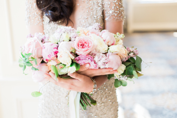 Pink Peony Bouquet
