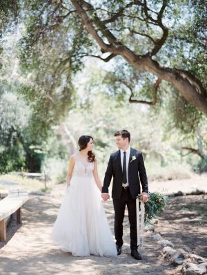 Romantic Blush and Pink Wedding Inspiration