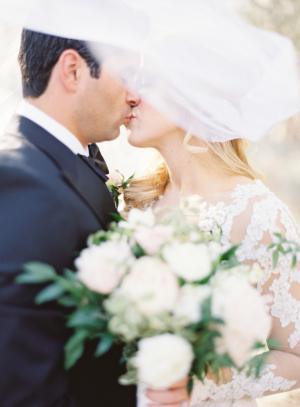 San Ysidro Ranch Wedding The Great Romance