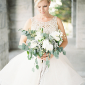 Swannanoa Palace Wedding Inspiration from Alicia Lacey