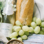 Winery Wedding Welcome Basket