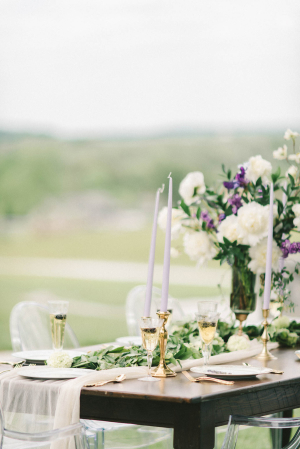 Wood Wedding Tabletop