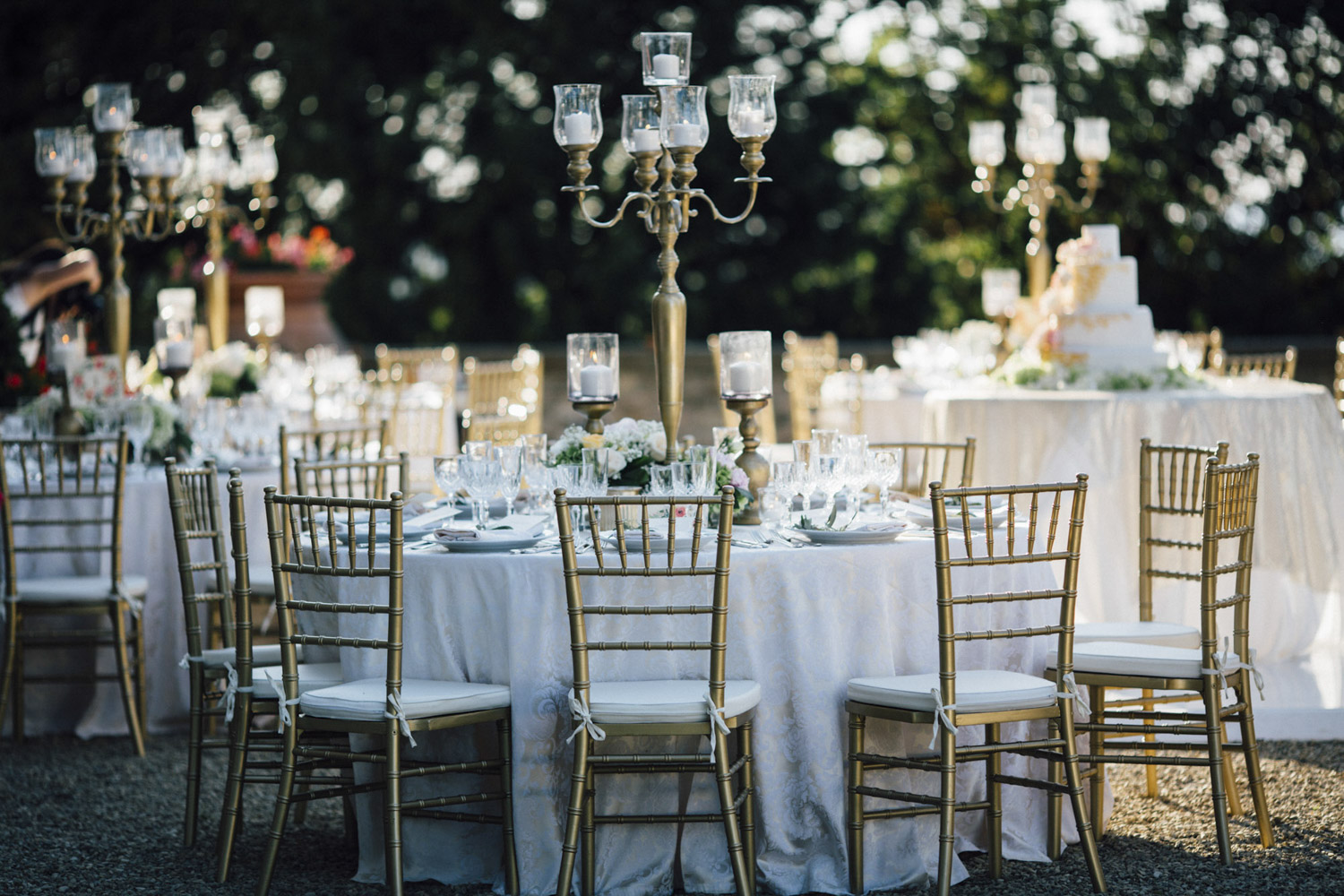 Candelabra Wedding Centerpiece Elizabeth Anne Designs
