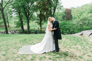 Central Park Wedding Photo