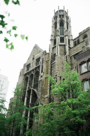 Central Presbyterian Church NY