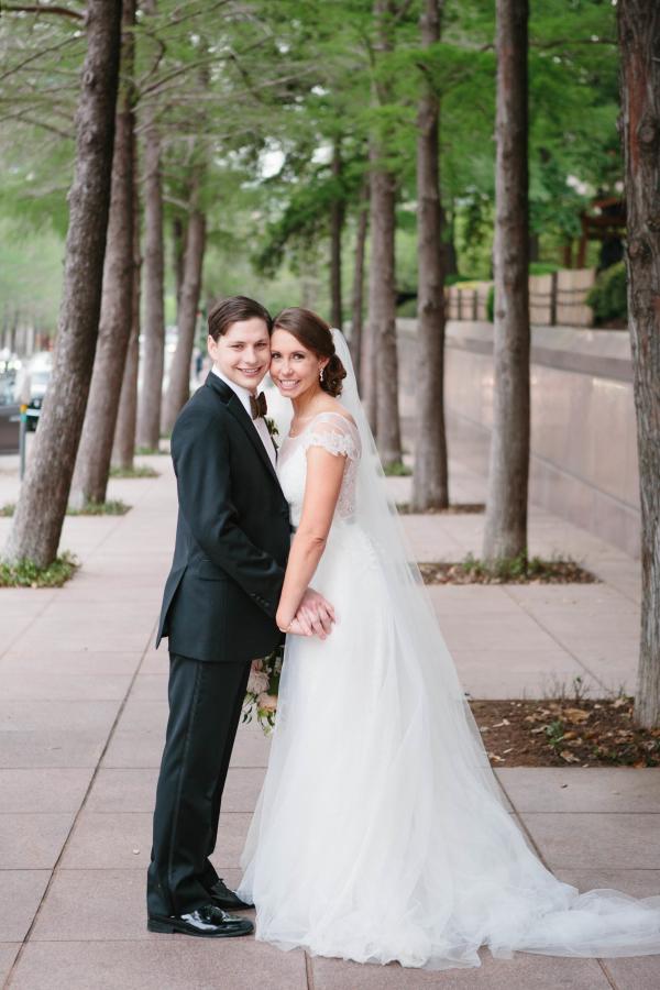 Classic Dallas Wedding Heather Rowland 2