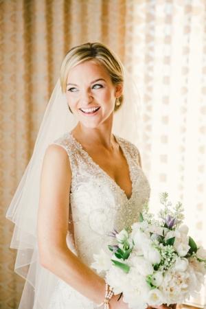 Classic Summer Bride