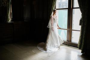 Elegant Manhattan Wedding University Club 1