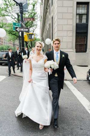 Elegant Manhattan Wedding University Club
