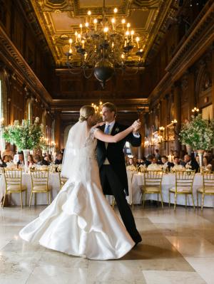 First Dance NYC Wedding