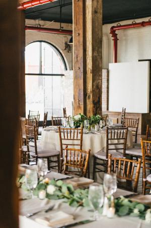 Modern Warehouse Wedding