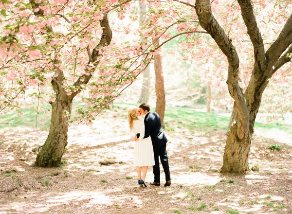 NY Engagement Lindsay Madden Photography