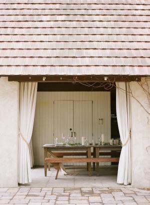 Natural Farmhouse Centerpiece