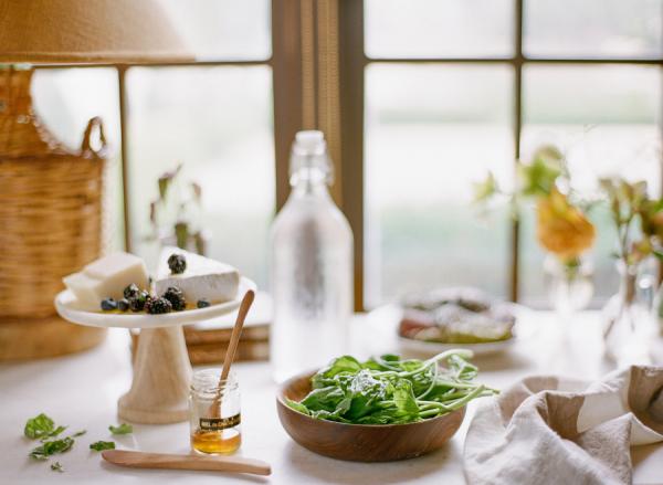Organic Neutral Wedding Ideas 26