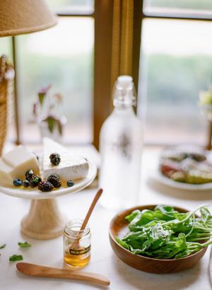 Organic Neutral Wedding Ideas 27