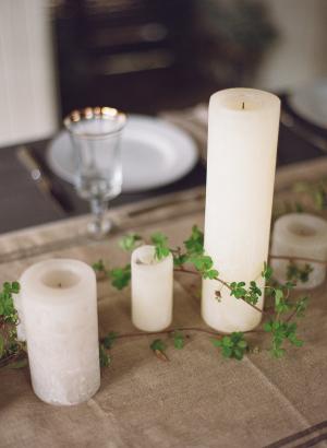 Organic Neutral Wedding Ideas 48