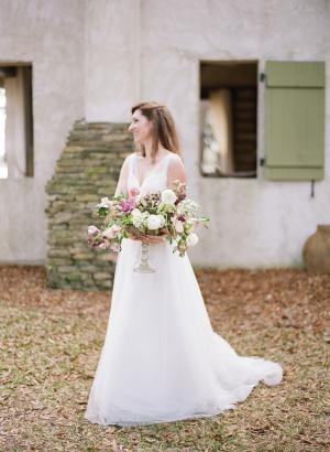 Organic Neutral Wedding Ideas 51