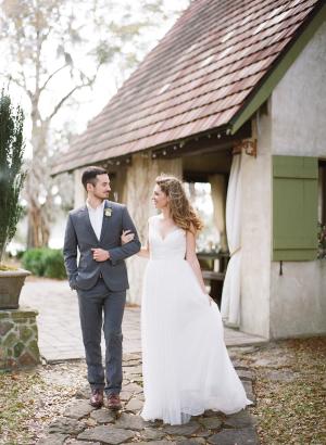 Organic Neutral Wedding Ideas 52