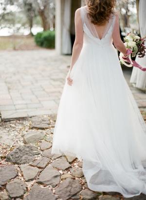 Organic Neutral Wedding Ideas 56