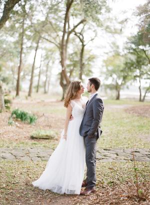 Organic Neutral Wedding Ideas 59