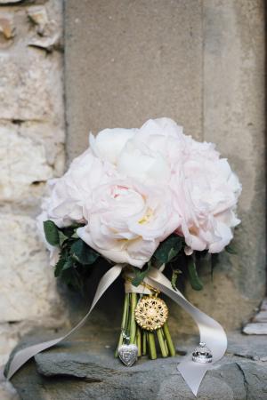 Pale Pink Bouquet