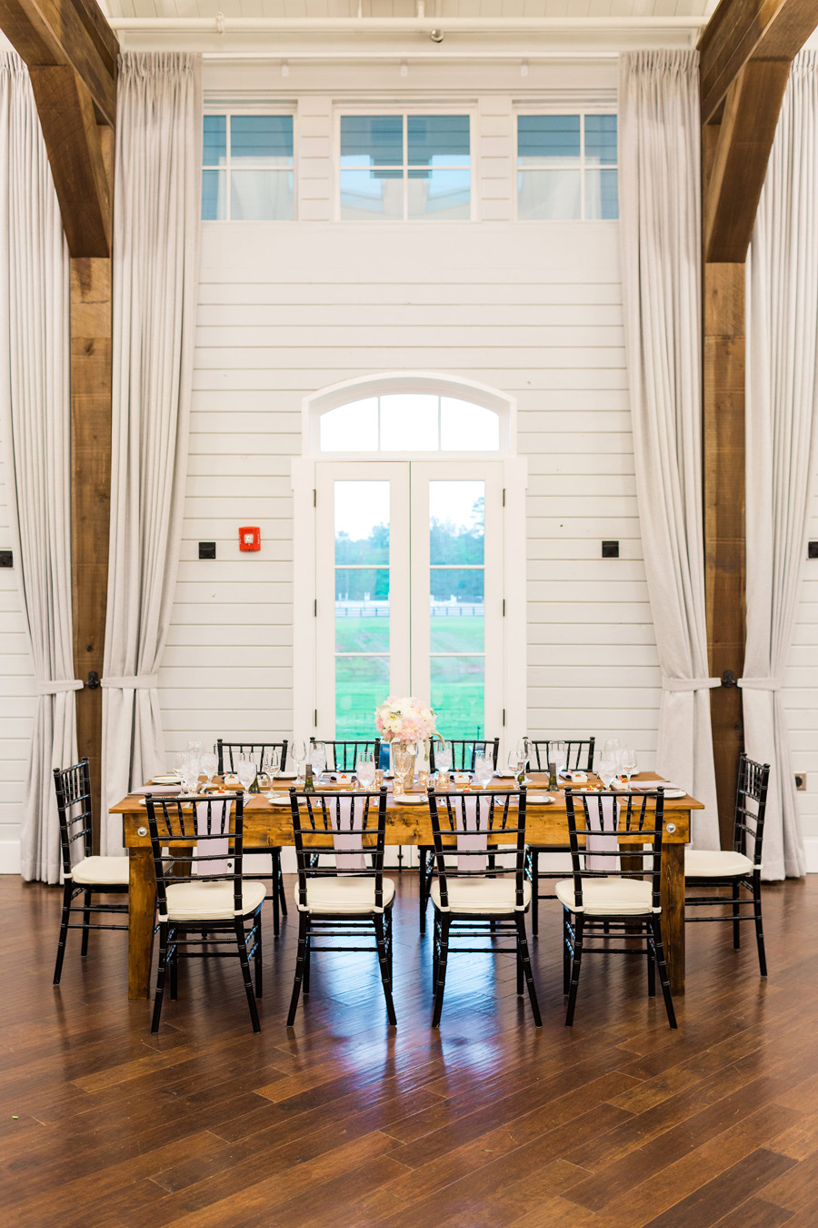 Reception at foxhall resort elizabeth anne designs the for Amy ruth s home style southern cuisine