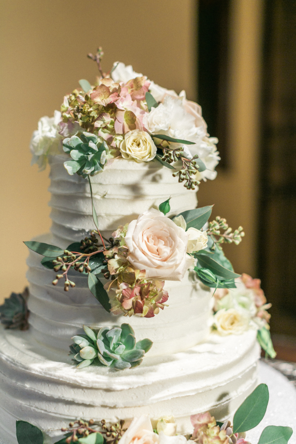 wedding cake succulents succulents on wedding cake elizabeth designs the 25813