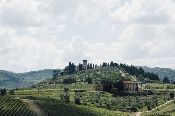 Tuscany Destination Wedding 1