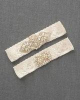Wedding Garter Toss Set