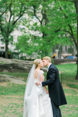 Wedding Photos in Central Park