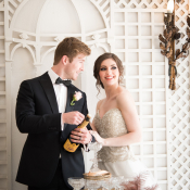 Armour House Masquerade Styled Shoot
