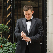 Ballroom Wedding in Chicago Sarah Postma 1