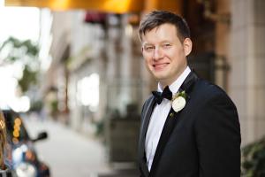 Ballroom Wedding in Chicago Sarah Postma 15
