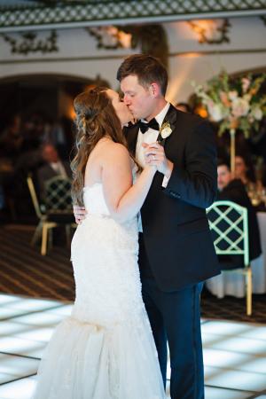 Ballroom Wedding in Chicago Sarah Postma 18