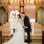 Ballroom Wedding in Chicago Sarah Postma 4