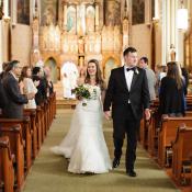 Ballroom Wedding in Chicago Sarah Postma 5