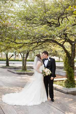 Ballroom Wedding in Chicago Sarah Postma 6