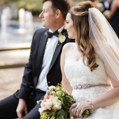 Ballroom Wedding in Chicago Sarah Postma 9